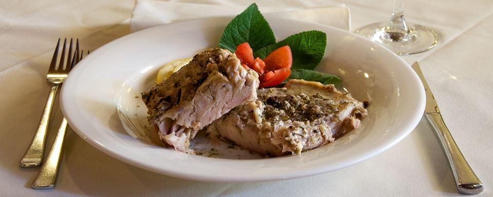 Cena per due al ristorante Lago Demo